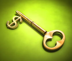 Money key, Fishbowl Blog
