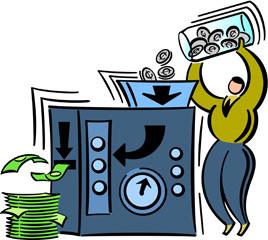 Accounting ROI machine, Fishbowl Blog
