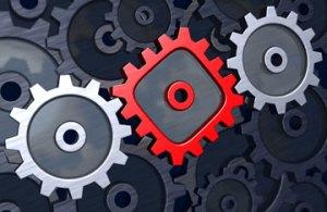 Supply chain gears, Fishbowl Blog