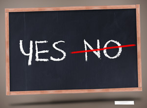 Some people refuse to let you say no, QuickBooks Manufacturing Blog